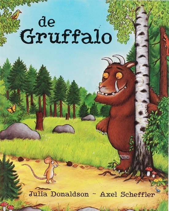 De Gruffalo (Julia Donaldson) boek