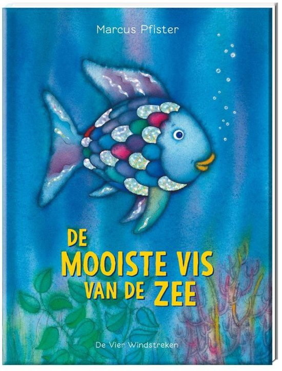 De mooiste vis van de zee (Marcus Pfister) boek