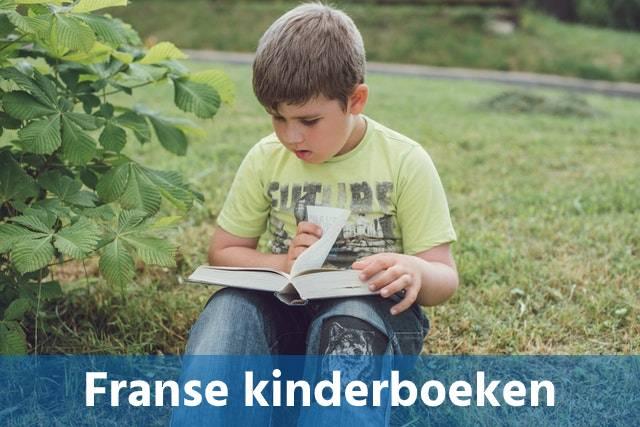 Franse kinderboeken