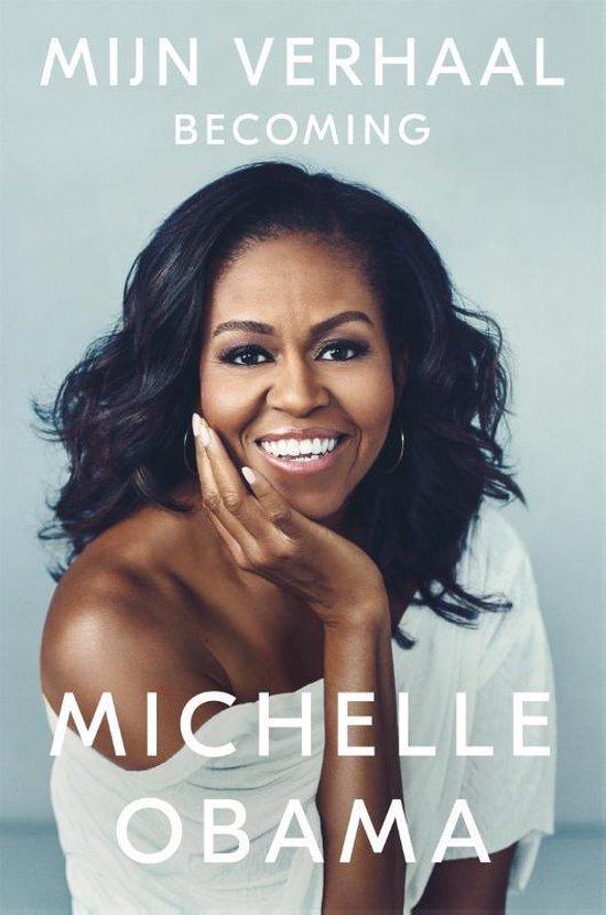 Mijn verhaal (Michelle Obama) boek