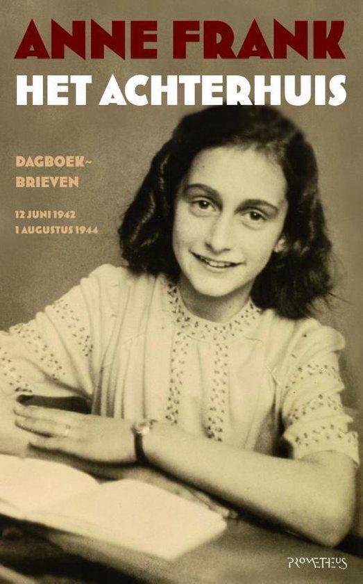 Het achterhuis (Anne Frank) boek
