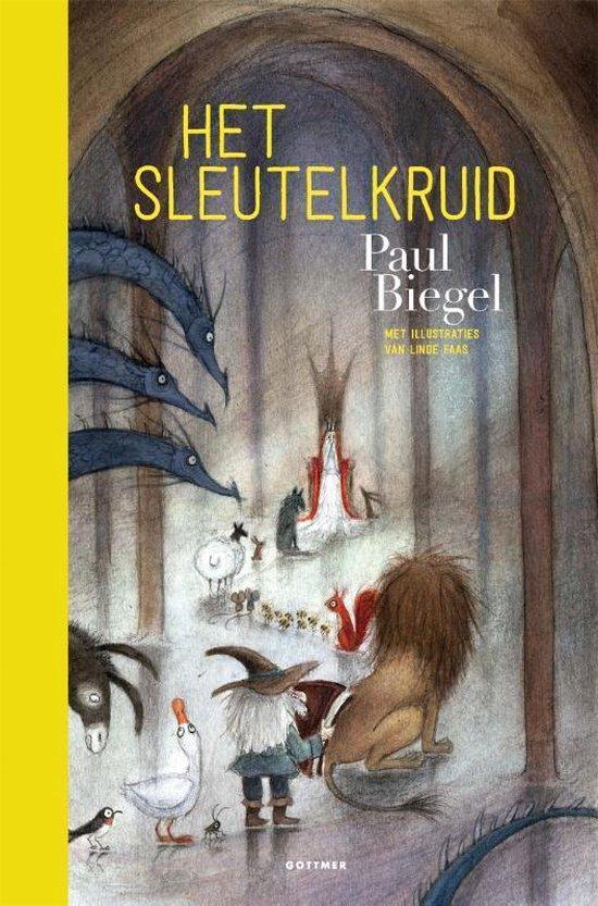 Het sleutelkruid (Paul Biegel) boek