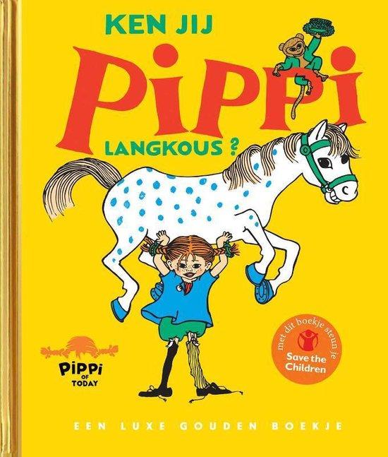 Ken jij Pippi Langkous? (Astrid Lindgren) boek