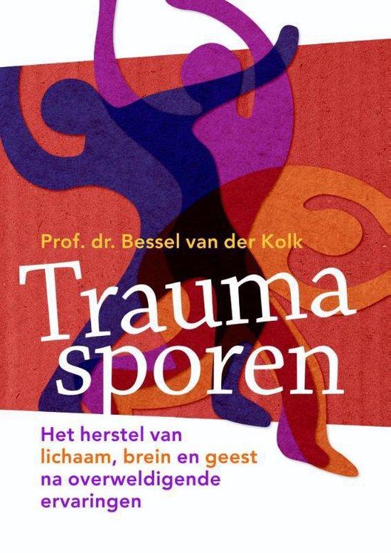 Traumasporen (Prof. dr. Bessel van der Kolk) boek