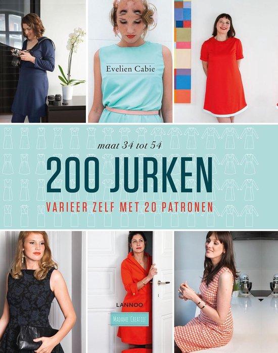 200 jurken (Evelien Cabie) boek