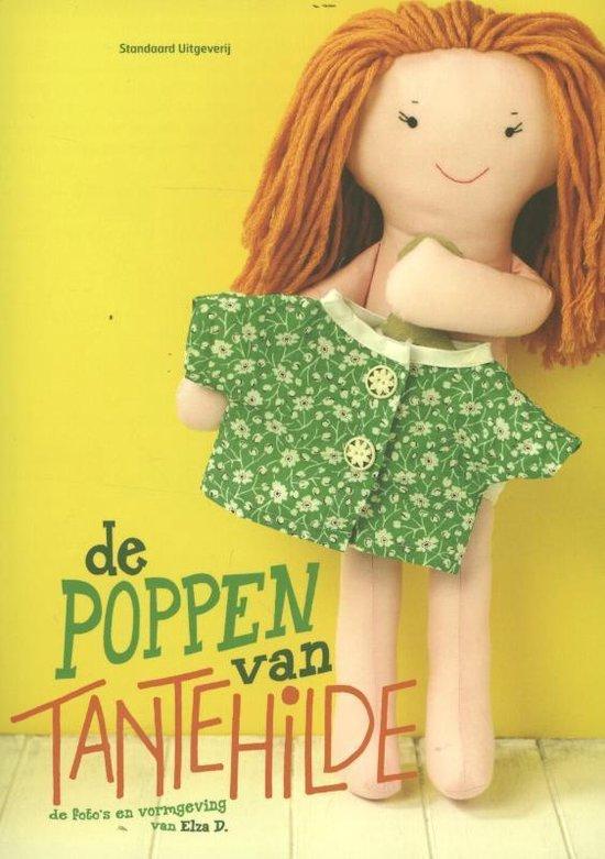De poppen van tante Hilde (Hilde Cuppens) boek