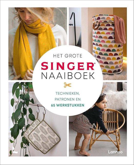 Het grote Singer naaiboek (Singer) boek