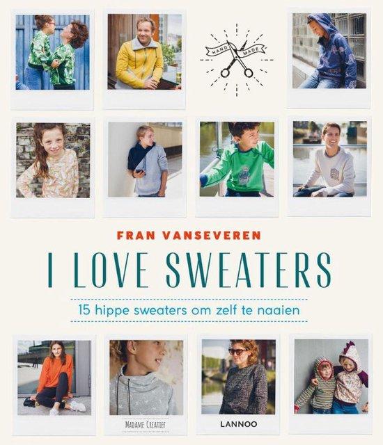 I love sweaters (Fran Vanseveren) boek