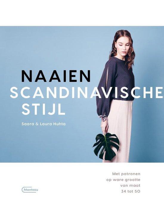 Naaien Scandinavische stijl (Saara & Laura Huhta) boek