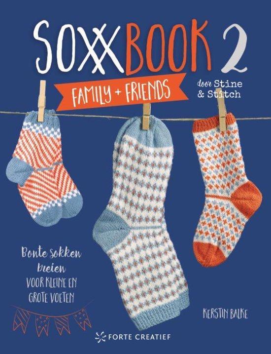 Soxxbook 2 (Kerstin Balke) boek