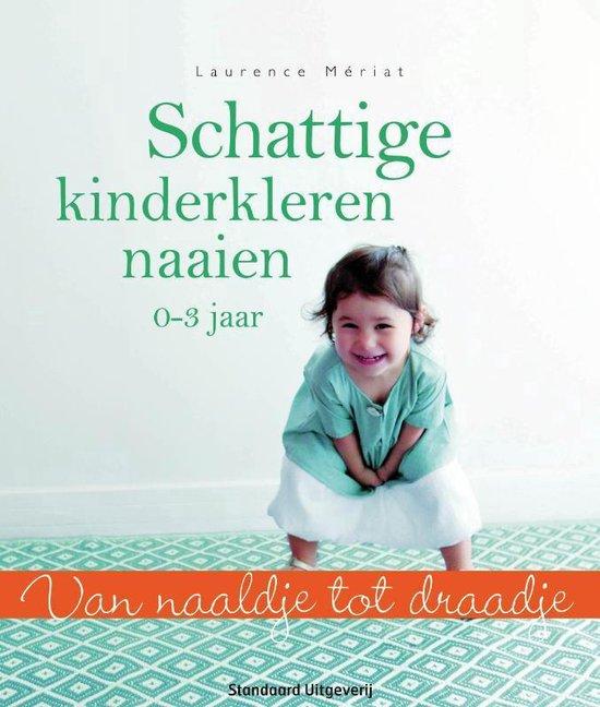 Schattige kinderkleren naaien (Laurence Mériat) boek