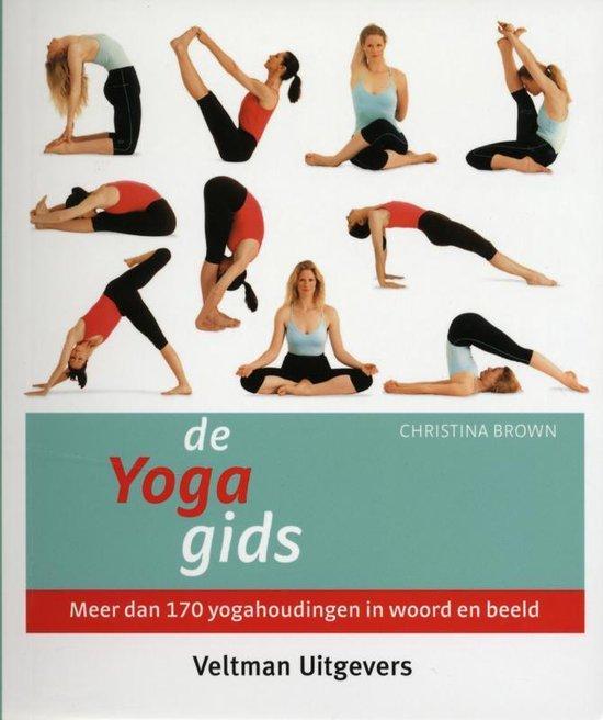 De Yoga gids (Christina Brown) boek