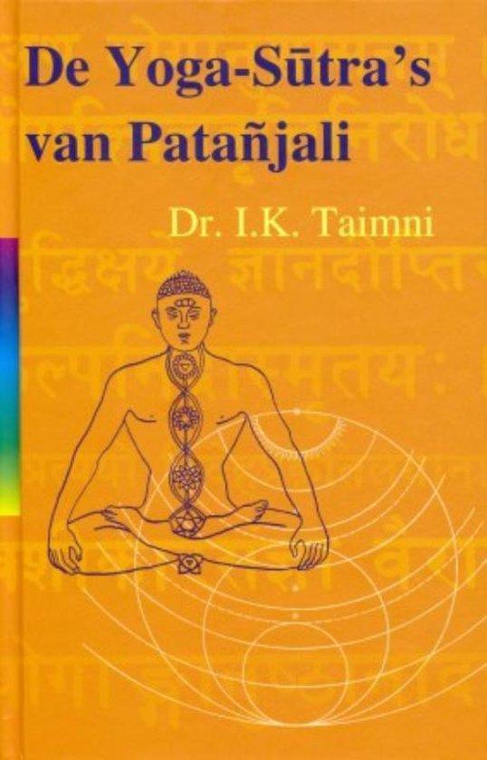 De Yoga-Sutra's van Patanjali (Dr. I.K. Taimni) boek
