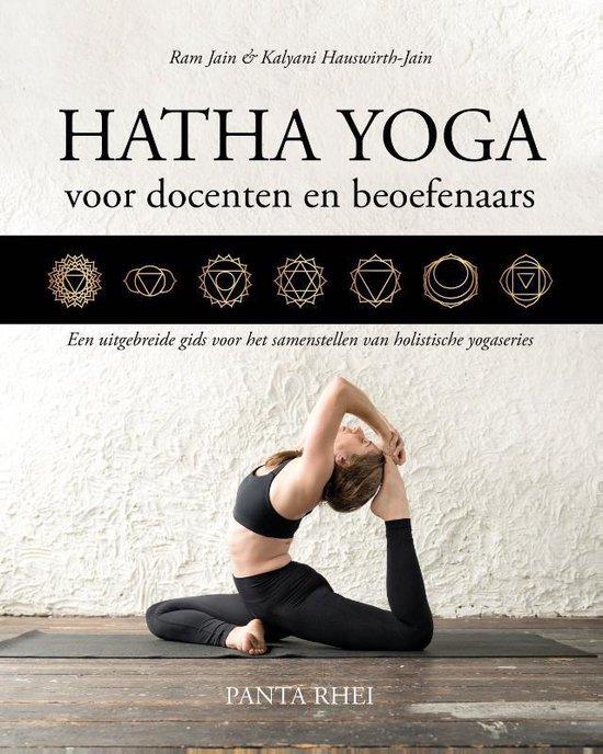 Hatha yoga voor docenten en beoefenaars (Ram Jain & Kalyani Hauswirth-Jain) boek
