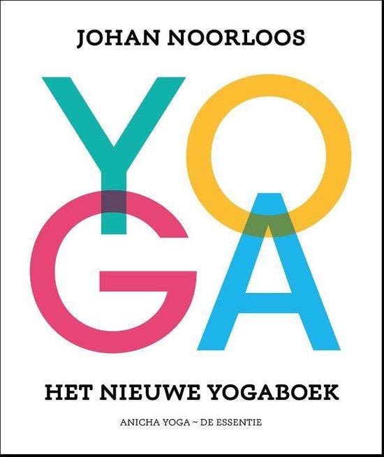 Het nieuwe yogaboek (Johan Noorloos) boek