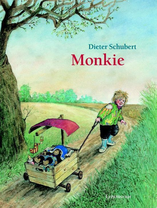 Monkie (Dieter Schubert) boek