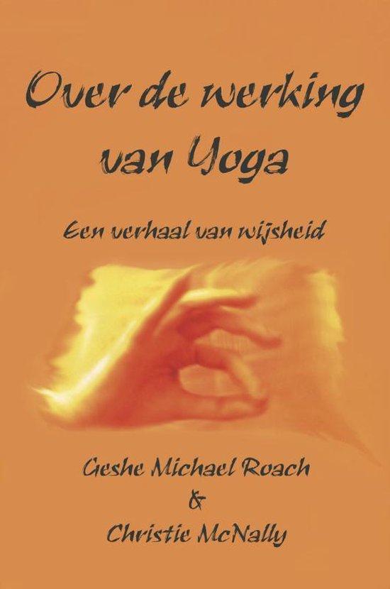 Over de werking van yoga (Geshe Michael Roach & Christie McNally) boek