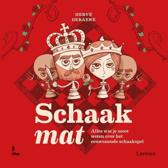 Schaakmat (Hervé Debaene) boek