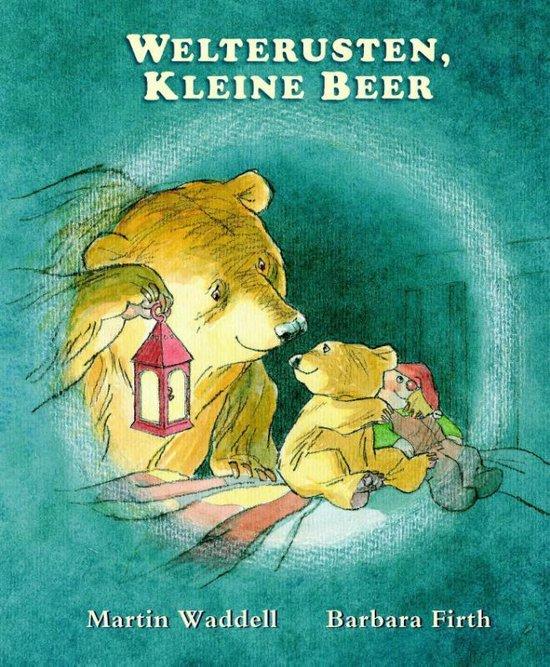 Welterusten, kleine beer (Martin Waddell) boek