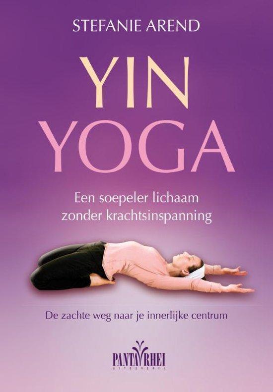 Yin yoga (Stefanie Arend) boek