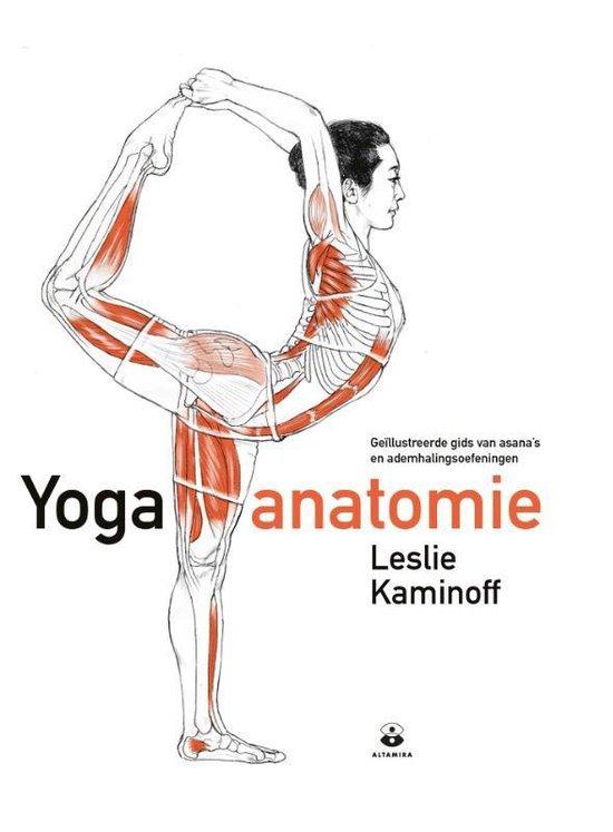 Yoga anatomie (Leslie Kaminoff) boek