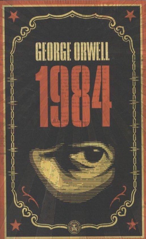 1984 (George Orwell) boek