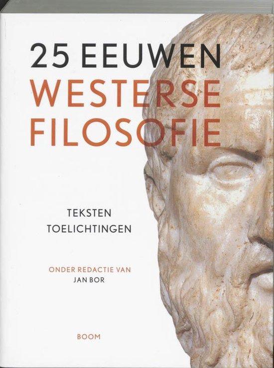 25 eeuwen westerse filosofie (Jan Bor) boek