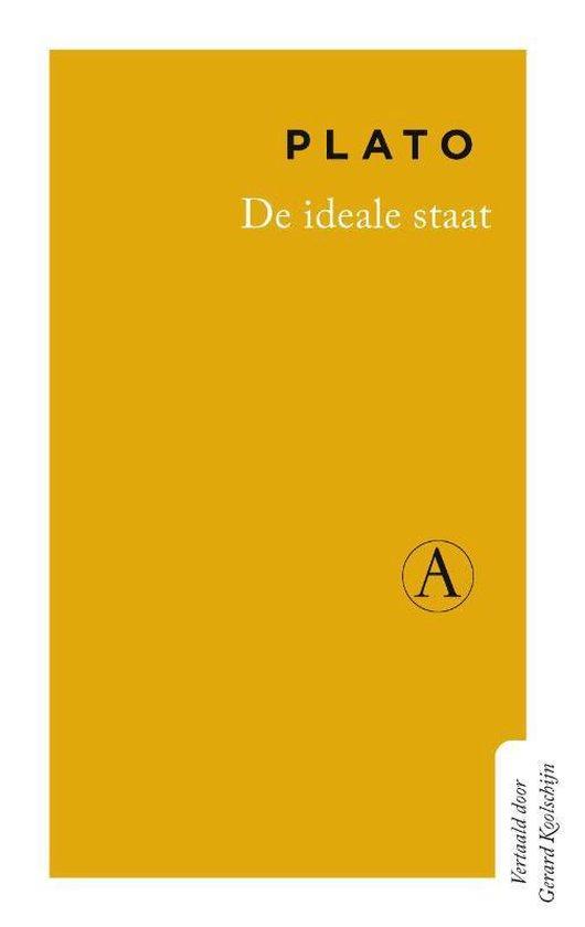 De ideale staat (Plato) boek
