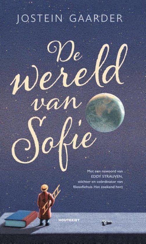 De wereld van Sofie (Jostein Gaarder) boek