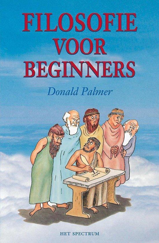 Filosofie voor beginners (Donald Palmer) boek