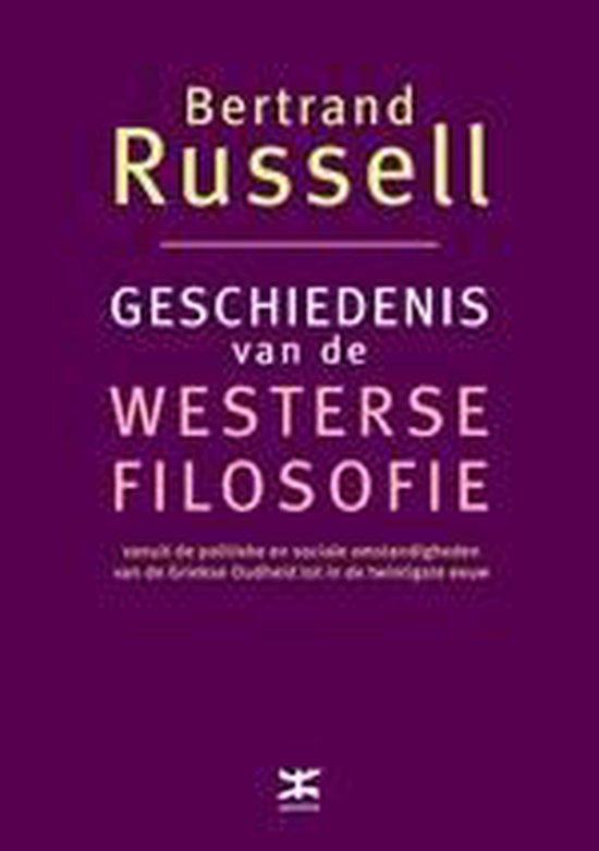 Geschiedenis van de westerse filosofie (Bertrand Russell) boek