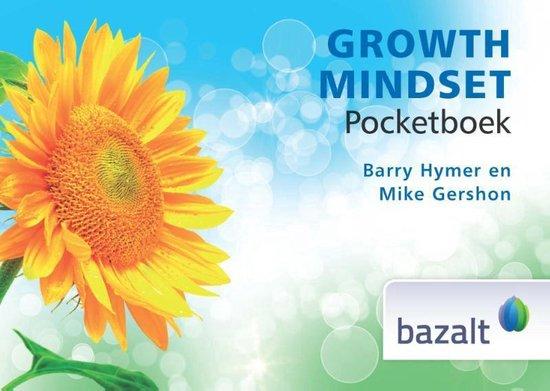Growth mindset pocketboek (Barry Hymer en Mike Gershon) boek