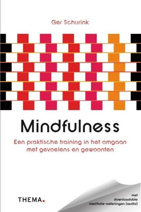 Mindfulness (Ger Schurink) boek
