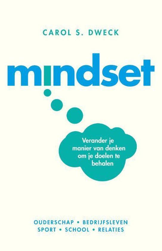 Mindset (Carol S. Dweck) boek