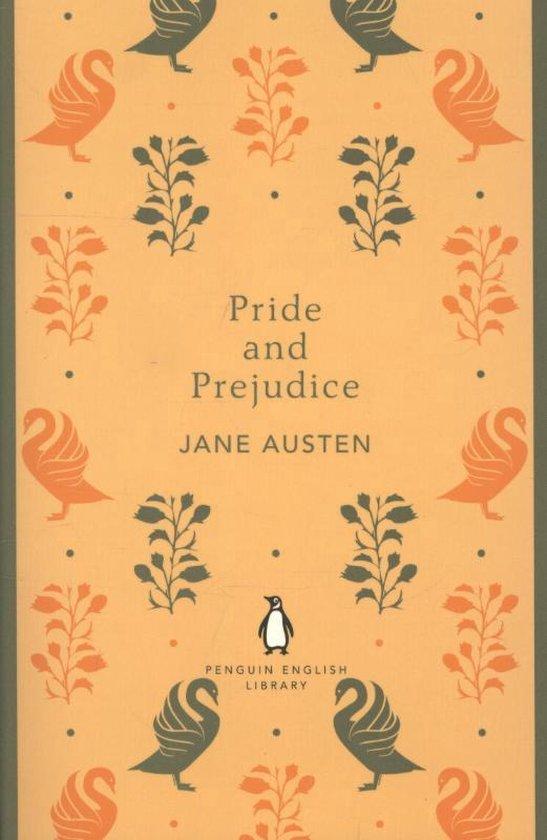 Pride and Prejudice (Jane Austen) boek