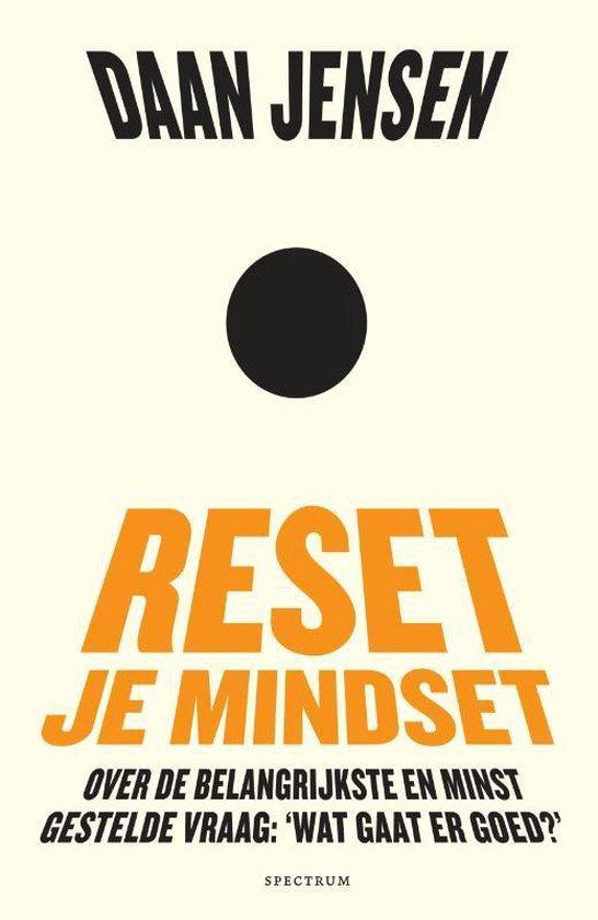Reset je mindset (Daan Jensen) boek