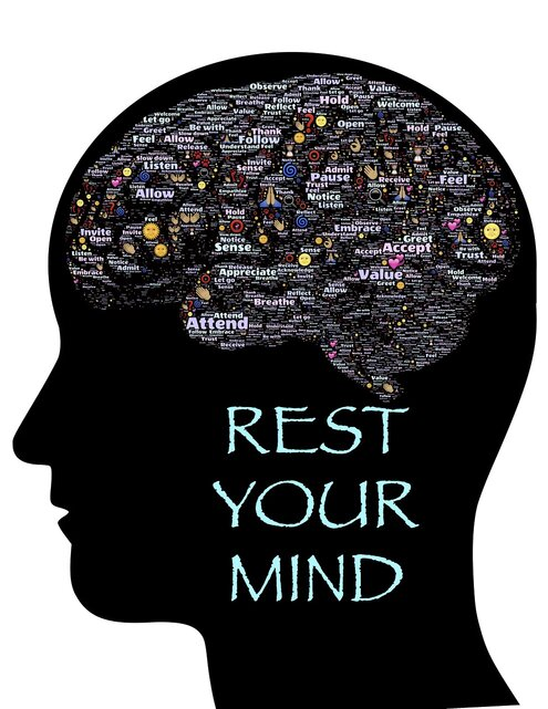 Rest your mind