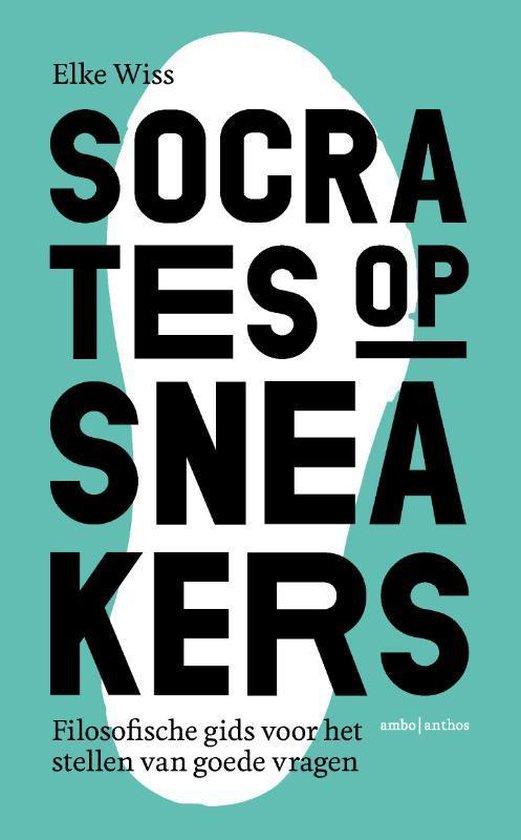 Socrates op sneakers (Elke Wiss) boek