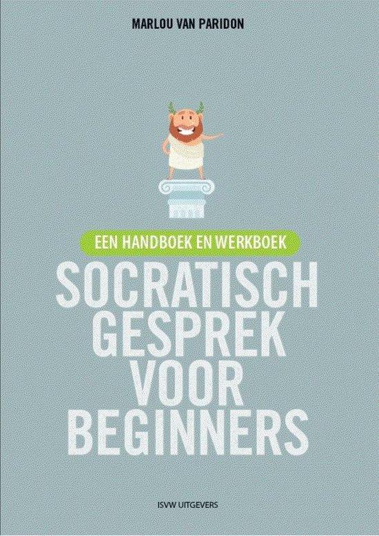 Socratisch gesprek voor beginners (Marlou van Paridon) boek