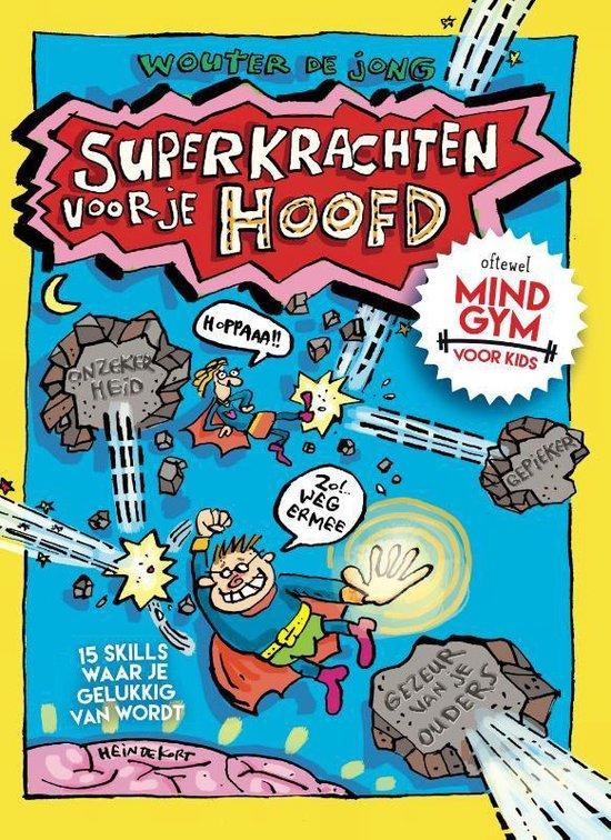 Superkrachten voor je hoofd (Wouter de Jong) boek