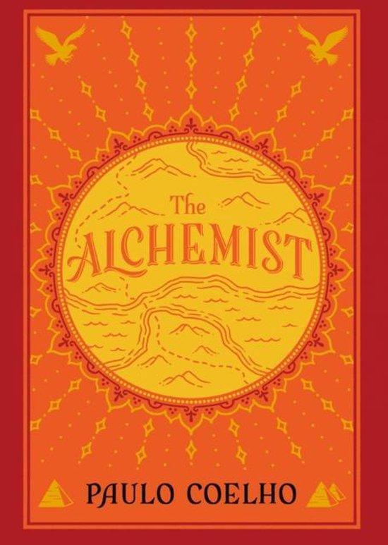 The Alchemist (Paulo Coelho) boek