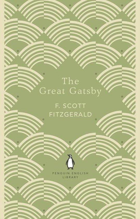The Great Gatsby (F. Scott Fitzgerald) boek