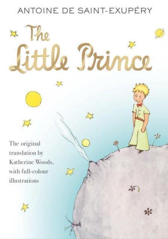 The Little Prince (Antoine de Saint-Exupéry) boek