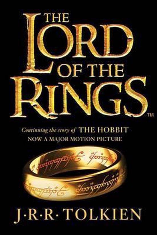 The Lord of the Rings (J.R.R. Tolkien) boek