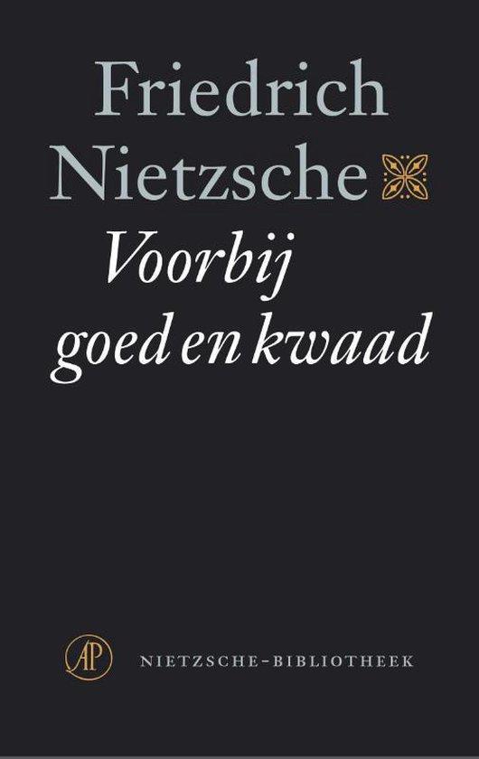 Voorbij goed en kwaad (Friedrich Nietzsche) boek