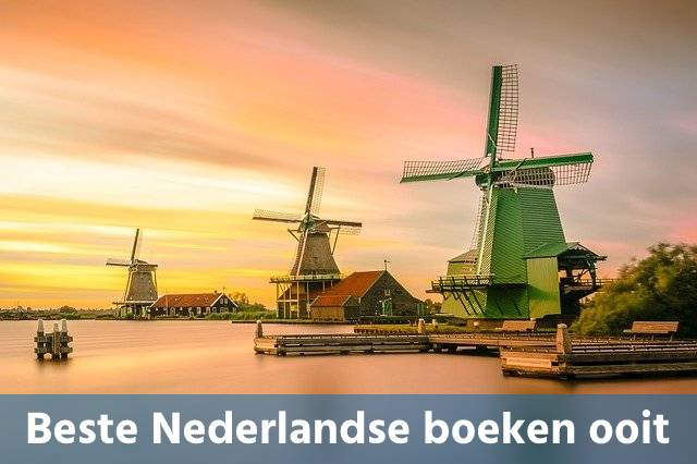 Beste Nederlandse boeken ooit