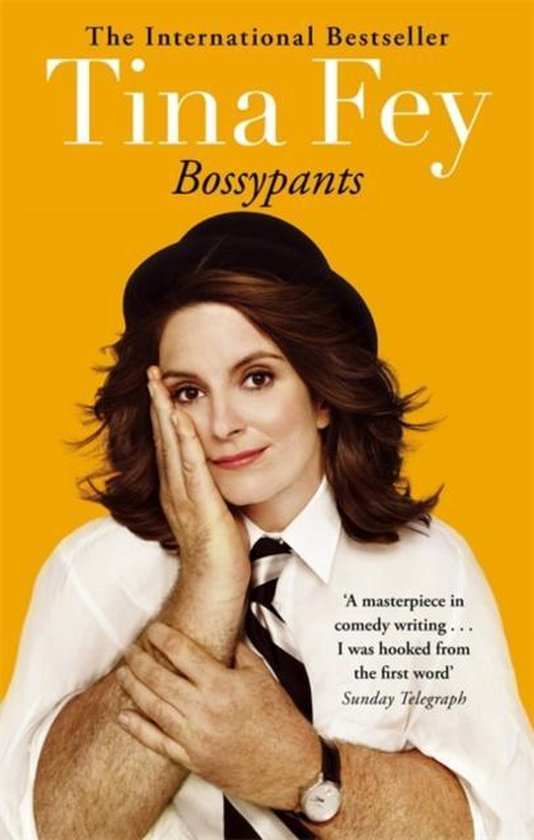 Bossypants (Tina Fey) boek