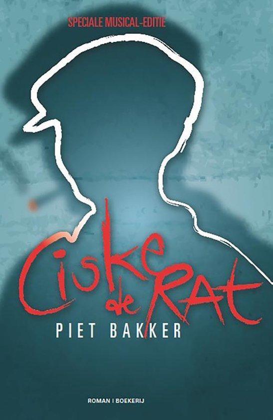 Ciske de Rat (Piet Bakker) boek