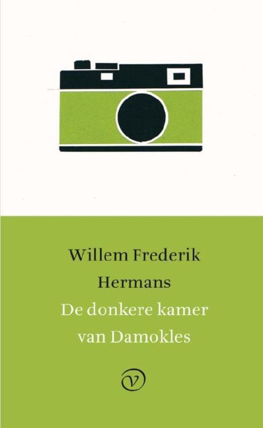 De donkere kamer van Damokles (Willem Frederik Hermans) boek