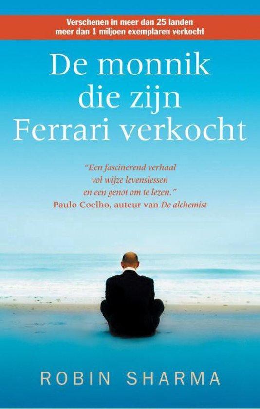 De monnik die zijn Ferrari verkocht (Robin Sharma) boek